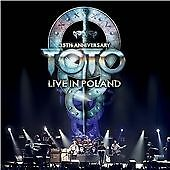 Toto - 35th Anniversary Tour: Live in Poland (2014)  2CD  NEW/SEALED  SPEEDYPOST