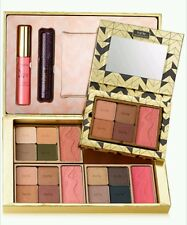 AUTH NEW Holiday Set TARTE Home for the Holidaze Eyeshadow Blush Palette Mascara