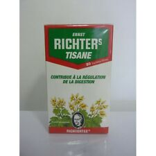 THé TISANE MINCEUR RICHTER (ou RICHTERS) LOT DE 5 BTES
