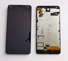 Original LCD DISPLAY TOUCH SCREEN DIGITIZER FRAME Microsoft Nokia Lumia 550 N550
