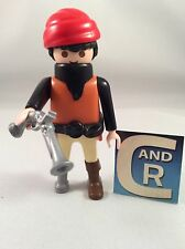 PLAYMOBIL PIRATA ARMADO 2  - 24/4/15