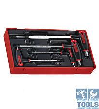 Teng Tools 7 AF Hex T Handle Drivers TTHEX7AF