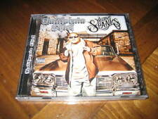 Chicano Rap CD Young Spanks - Kalifornia Chief - Rebel Mr Blue Delux Blunted One