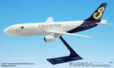 Flight Miniatures Grandair Philippines Airbus A300B4 1:200 Scale New in Box