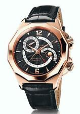 CONCORD Mariner Reveil 18 K Pink Gold Limited to 50 pc Alarm Moonphase Automatic