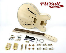 Pit Bull Guitars ES-1G Electric Guitar Kit