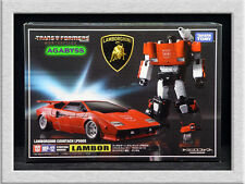 Takara Transformers Authentic Masterpiece MP-12 G1 Lambor Sideswipe Countach US