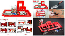 "Bricky Pro - Adjustable kit to build all standard wall sizes 4"", 6"" & 9"".( new )"