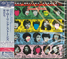 SHM SACD The Rolling Stones Some Girls Limited Edition from Japan Mick Jagger