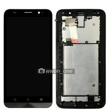 ASUS Zenfone 2 ZE551ML Z00ADB LCD Display Touch Screen Digitizer Assembly Frame