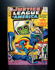 COMICS: Justice League of America #33 (1965), 1st Alien-Ator app - RARE (batman)