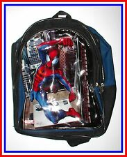 Marvel Comics _ Spiderman Book Bag / Back Pack _* Must See *