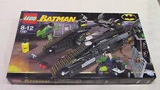 LEGO Batman The Bat-Tank The Riddler and Bane's Hideout #7787 100% Complete CIB