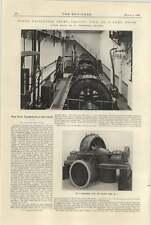 1925 Clyde Navigation Trust Graving Dock Pumphouse