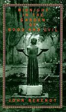 Midnight in the Garden of Good and Evil-ExLibrary