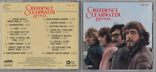 CREEDENCE CLEARWATER REVIVAL - HEARTLAND MUSIC PRESENTS 2CD 1992 RARE