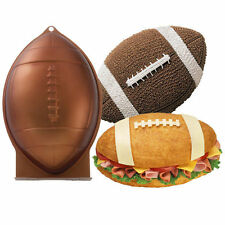 First And Ten Football Cake Pan from Wilton #6504 - NEW