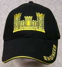 Embroidered Baseball Cap Military Army Corps of Engineers NEW 1 hat size fit all
