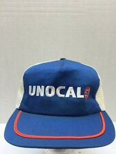 Vintage Union Unocal 76 Gas Oil Trucker Hat Cap SnapBack Station