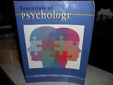 Essentials Of Psychology 2012 College Textbook  English (Paperback)