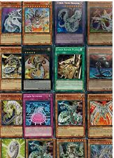 17_Card set_Cyber Dragon: Core-Drei-Nova-Repair-Plant_Twin-Zwei-NetWork_SDCR NEW