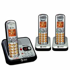 Wireless Telephones Handsets 3 Digital Cordless Home Phone Answering System Mode