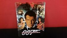 TOMORROW NEVER DIES 007 BOND - 3D Lenticular Magnet / Cover for BLURAY STEELBOOK