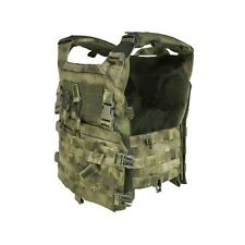 Vest M2 for Armor Plates (Plate Carrier) in A-TACS FG pattern by ANA