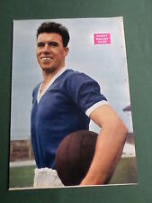 DANNY MALLOY - CARDIFF PLAYER-1 PAGE MAGAZINE PICTURE- CLIPPING/CUTTING
