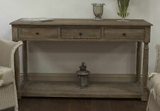 Cambridge Console/ Hall Table/Solid Wood?3 Drawer Table