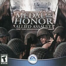 Medal of Honor: Allied Assault  (PC, 2002)