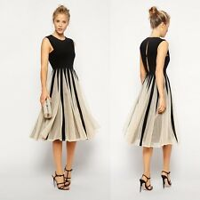 Black Short Cotton Women Casual Cocktail Dress Homecoming Evening Party Dresses