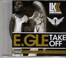 (DE887) E. Gle, Take Off Mixtape - DJ CD