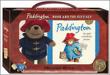 Paddington Book and Toy Gift Set, Bond, Michael, Very Good, Hardcover