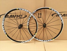 New Mavic Cosmic Elite Clincher Road Bike Bicycle 700c F&R Wheels Wheelset