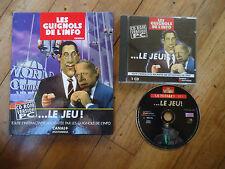 JEU PC / LES GUIGNOLS DE L INFO / LE JEU / + LIVRE