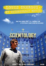 Louis  Theroux  :  My   Scientology   Movie    movie   poster.