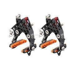 KCNC CB4 Hill Calipers Brake Road Brake F&R set bike 220g - BLACK