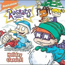 Rugrats Holiday Classics by Various Artists (NEW CD, Oct-2004, Nick Records)