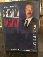 A Mind To Murder - P D James Mystery