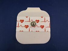 50 pcs holter monitoring ecg ekg electrodes foam 50*55 best price on eBay