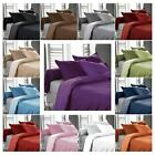 1800 Bed Sheet Set - Cal King - King - Queen - Full - Deep Pocket Sheets Bedding