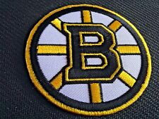 Boston Bruins NHL Jersey Patch TD Garden Iron On Sew On Shirts Jackets Bag Scarf