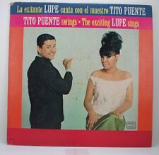 Tito Puente Swings The Exciting Lupe Sings     LP