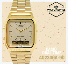 Casio Analog Digital Dual Time Watch AQ230GA-9D