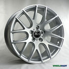 "OX111 20x8.5"" 5x114.3 30P Silver Alloy Wheels Rim for some Falcon Toyota Nissan"