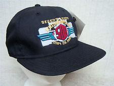 "INDIANAPOLIS 500 ""79th Race"" 1995 - Vintage Collectible Baseball Cap Hat -Black"