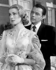 GRACE KELLY & FRANK SINATRA IN 'HIGH SOCIETY' - 8X10 PUBLICITY PHOTO (ZZ-167)