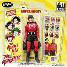 The Monkees ; Monkee men Outfit; MICKEY DOLENZ 8 INCH ACTION FIGURE LICENSED NEW