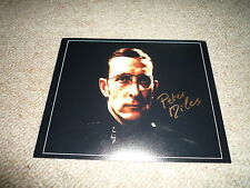 PETER MILES  signed autograph In Person 8x10 (20x25 cm ) DORCTOR WHO Invasion